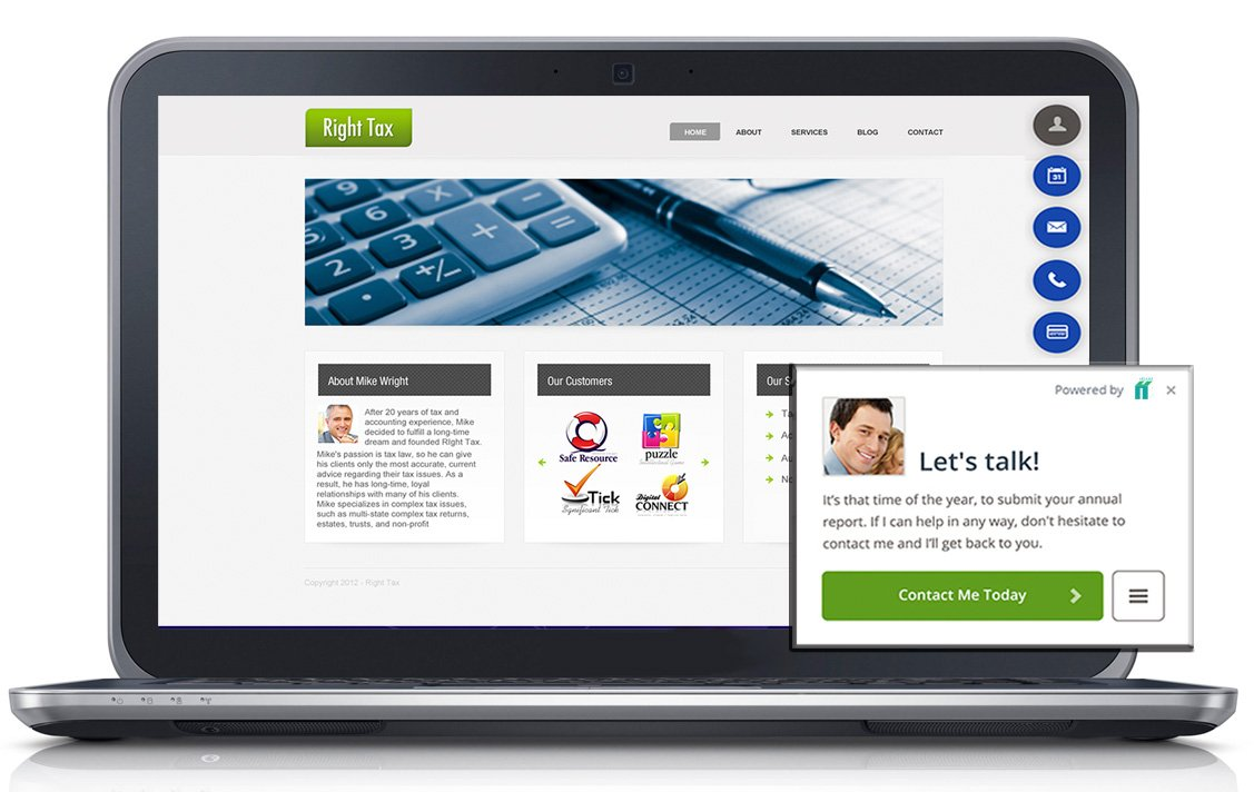 LiveSite Web Engagement Platform Provides Greater Control and Improved Customer Interaction, Dramatically Increasing Lead Capture and Retention Rates