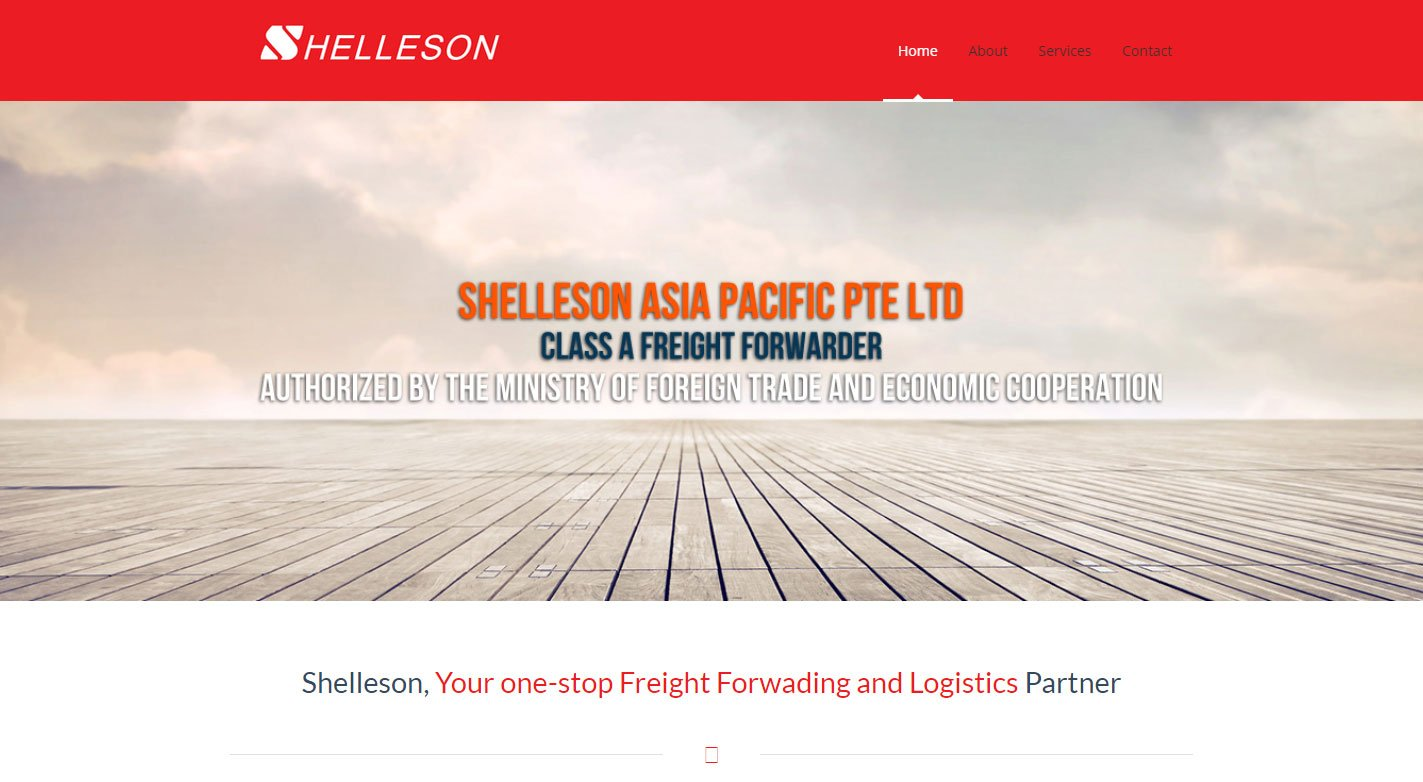 Shelleson, a Class A freight forwarder authorized by the ministry of foreign trade and economic cooperation
